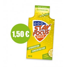 Sachet Stay Focus Lemon